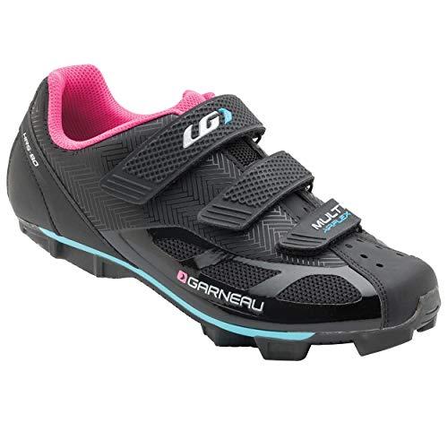 Garneau Multi Air Flex Shoe Women's Cycling 37 EU Black-Pink