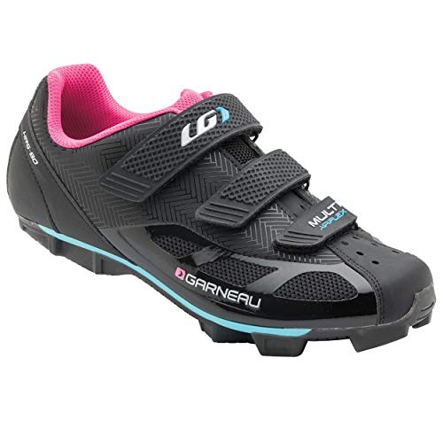 Louis Garneau Women's Multi Air Flex Bike Shoes for Indoor Cycling, Commuting and MTB, SPD Cleats...