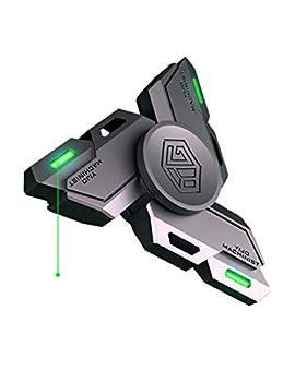 fidget spinner with blades