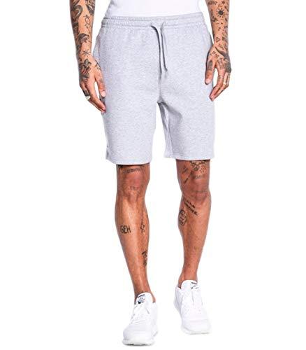 Lacoste GH2136 Pantaloncini Sportivi, Argent Chine, 5XL Uomo