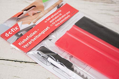 Dc Fix 3996016 Kit with Spatula and Cutter for Adhesive Vinyl Films'...