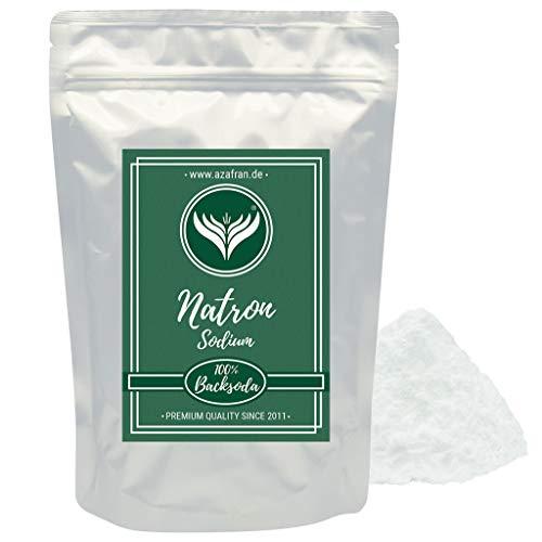 Azafran Natron Pulver - Natriumhydrogencarbonat E500ii 1kg