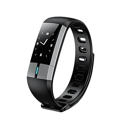 Qianghua High-End Fitness Trackers HR, 1.2' Touch Screen Smartwatch, IPx67 Waterproof Smart Watch with Heart Rate and Sleep Monitor