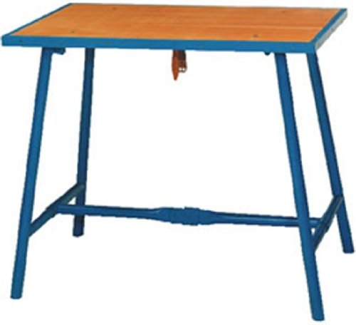 Profi-Klappwerkbank 1000/700 (Stabile Rohrkonstruktion * Tischplatte aus Spezial-Mehrschichtholz *)