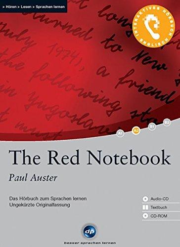 The Red Notebook - Interaktives Hörbuch Englisch: Das Hörbuch zum Sprachen lernen mit ausgewählten Kurzgeschichten