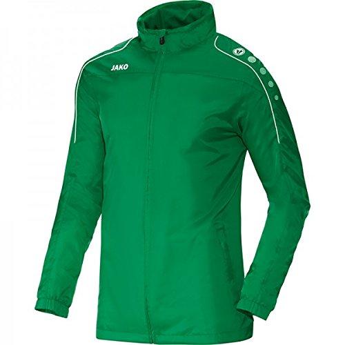 JAKO Allwetterjacke Team, Größe:164, Farbe:sportgrün