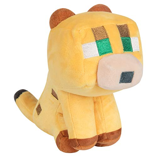 Minecraft 8727 Happy Explorer - Ocelot para bebé con Etiqueta para Co