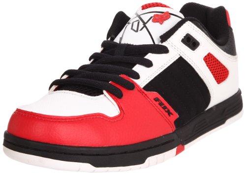 Fox Herren Ando Schuh M, Rot (rot/weiß), 42 EU
