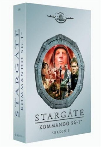 Stargate Kommando SG-1 - Season 9 Box (6 DVDs im Digipack)