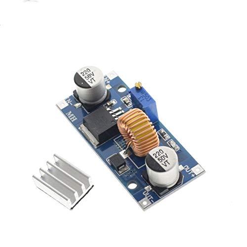 DC-DC Xl4015 Einstellbare Buck-Modul 4~38V High Power 96{6c568701bfb237105ea9a172aa762214d8b2a0ba93404a63924c794e947b3101} High Efficiency 5A Buck-Modul - Blau