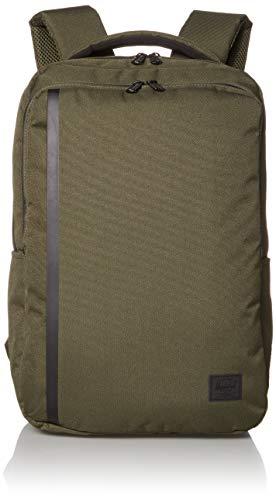 Herschel Travel Daypack Carry-On Luggage, Dark Olive, One Size