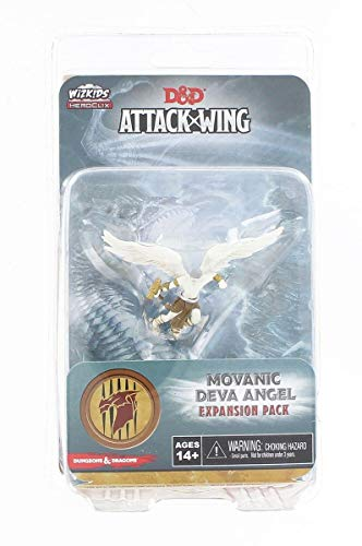 Dungeons and Dragons - 332578 - Wizkids - Attack Wing - Vague 2 Movanic Deva Angel