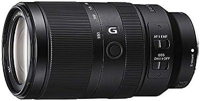 Sony E 70-350mm f/4.5-6.3 G OSS | Obiettivo Zoom, APS-C (SEL70350G)