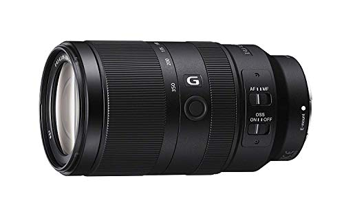 Sony E 70-350mm f/4.5-6.3 G OSS | APS-C, Super-Telezoom-Objektiv (SEL70350G)