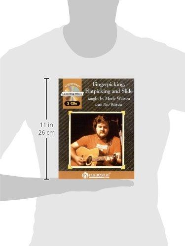Fingerpicking, Flatpicking and Slide: Guitar Styles of Merle Watson