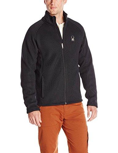 Spyder Foremost Full Zip Heavy Weight Core Sweater Jacket - Men39;s