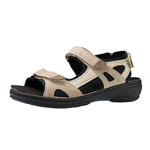 Fidelio Damen Sandaletten 445007 beige 82497