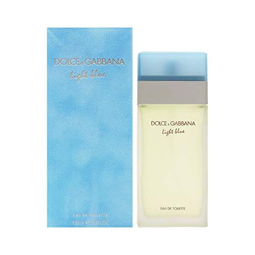 Light Blue Dolce & Gabbana D&g Perfume for Women 3.3 / 3.4 Oz NEW in BOX Fast Shipping Ship Worldwide