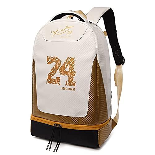 YXST Mochila Portatil 14 De Seguridad para Ordenador Laptop,Mochila Negocio Impermeable 30l Mochila Universitaria para Los Estudios, Viajes O Trabajo,Gold
