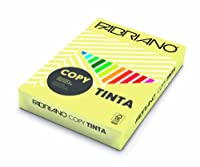 Fabriano F61121297-500枚パック 紙 A4 80g クリーム色