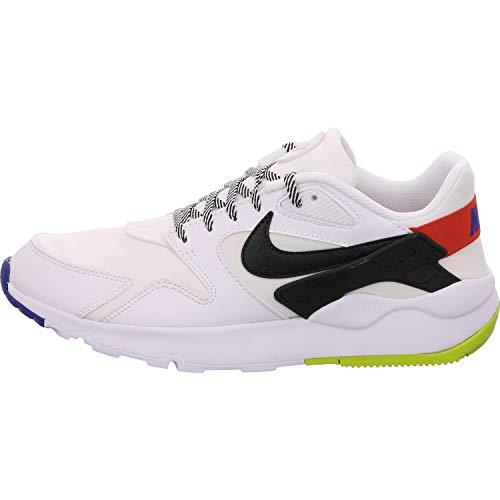 Nike LD Victory, Zapatillas Hombre, Blanco (Cactus Blanco/Negro-Rojo-Brillante), 43 EU