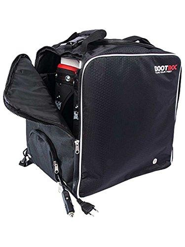 Bootdoc beheizte Ski Tasche schwarz