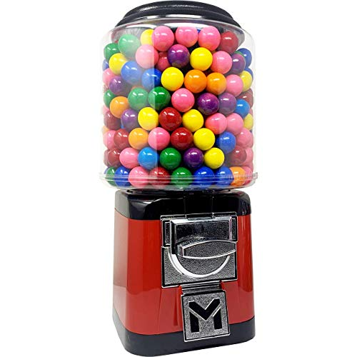 Gumball Vending Machine for 1-inch Gumballs, Capsules, Bouncy Balls by American Gumball Company