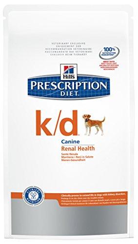 Hill's Canine K/D Comida para Perros - 5000 gr
