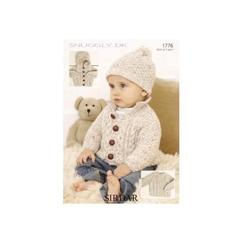 00f57b763 Baby Aran Knitting Patterns  Amazon.co.uk