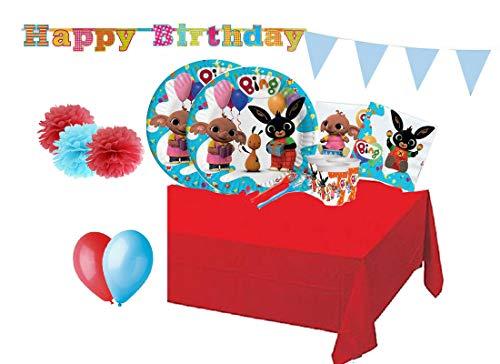 Irpot Kit N 54 - F Festa Compleanno Bing New