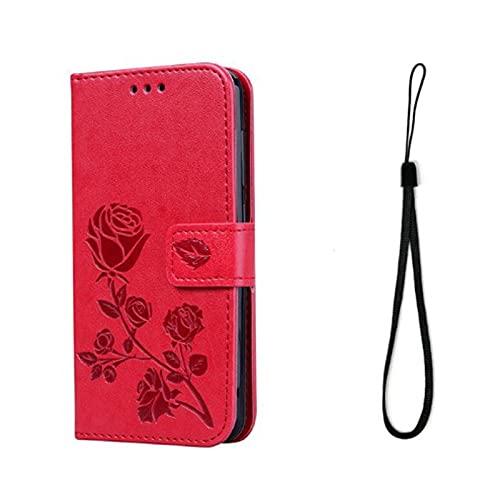 1 unids Funda para Samsung Galaxy Xcover 5 Tapa Teléfono Cáscara Protectora Funda para Samsung Xcover5 Caso Flip Wallet Soporte Bolsa de Libro de Cuero 510