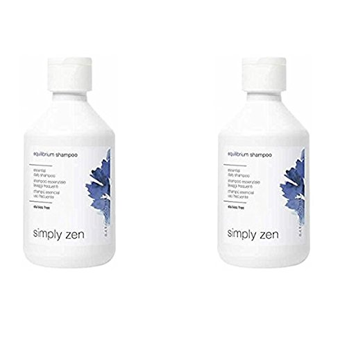 Simply zen equilibrium shampoo DUO PACK 2 x 250 ml shampoo essenziale per lavaggi frequenti 500ml PROMOZIONE SPEDIZIONE GRATUITA