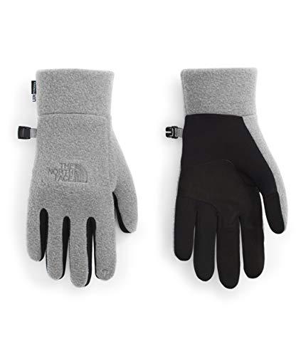 The North Face Women's Etip Heavyweight Fleece Glove, TNF Medium Grey Heather, L