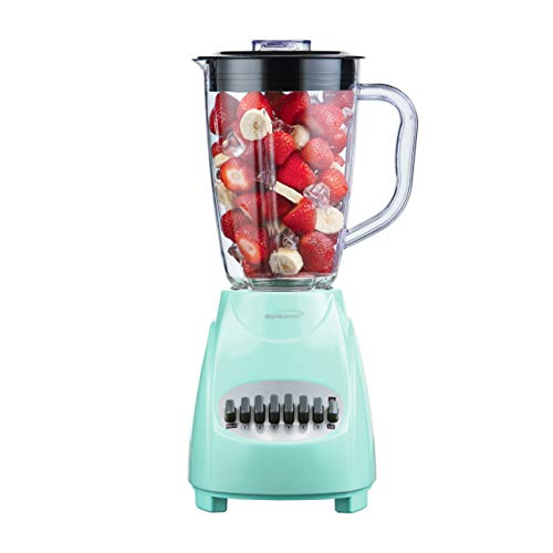 Brentwood Appliances 50-ounce 12-speed + Pulse Blender