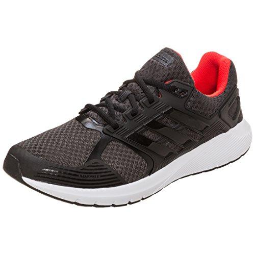 adidas Herren Duramo 8 M Fitnessschuhe, Grau (Carbon/Negbas/Roalre 000), 42 EU