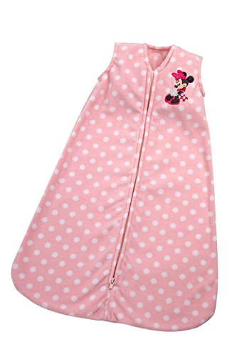 Disney Minnie Wearable Couverture, Rose, Petit