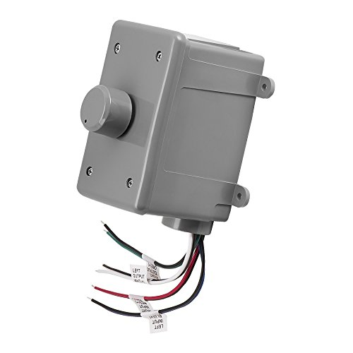 OSD Audio 100W Outdoor Volume Control – Weather Resistant, Rotary Knob - OVC100