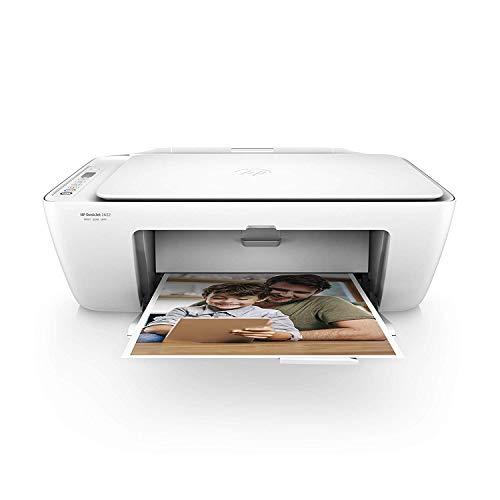 Hp deskjet 2622 - impresora multifunción (inyección térmica de tinta, hasta 1200 ppp, 60 hojas, jpeg, tiff, pdf, bmp, png, wifi, usb 2) blanco.