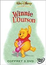 Coffret Winnie l'ourson Les aventures de Winnie l'ourson, Vol. 1 & 2 / Les aventures de Porcinet