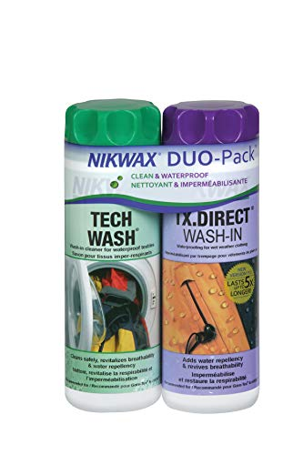VAUDE Waschmittel Nikwax Tech Wash TX Direct VPE6, transparent, 2*300ml, 30014