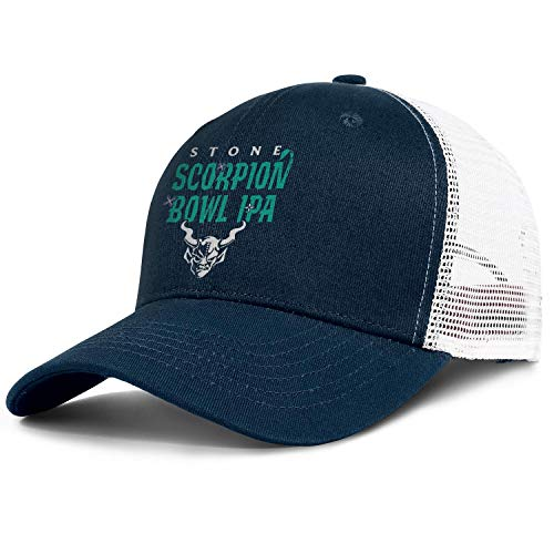 Unicorns Farting Unisex Stone-Scorpion-Bowl-IPA- Snapback Hat Cool Cap Hip Hop Caps
