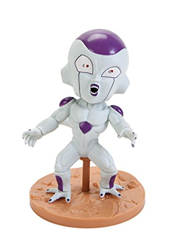 "Banpresto Dragon Ball Z 4.7"" Frieza Bobble Head A Figure image"