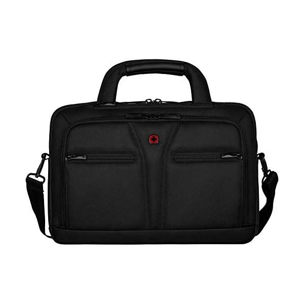 "41T4ValynWL. SS600  - Wenger BC Pro - Funda para portátil (11,6-13,3"", con Bolsillo para Tablet), Color Negro"