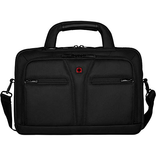 Wenger, BC Pro, 11.6 inch - 13.3 inch Laptop Briefcase with Tablet Pocket, Black (R)
