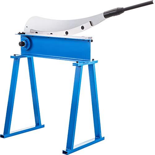 VEVOR Cizalla Manual Para Metal Guillotina, Acero T10 de