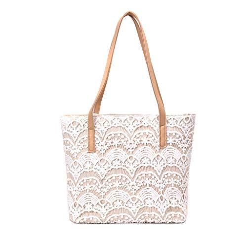 Große Kapazitäts Umhängetasche, Freizeit der Frauen, die Taschen Mode Boho Handtaschen Taschen Bote Vielzweckbeutel spinnt ABsoar