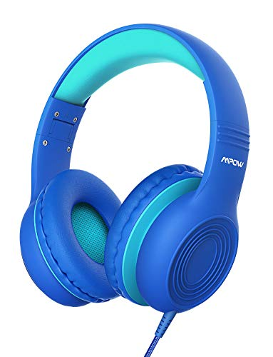 Kids Headphones, Mpow CH6S Children Headphone Over Ear, Wired Headset...