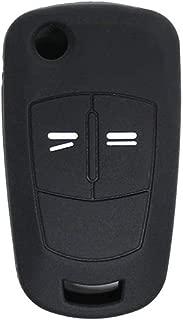 fassport Housse en silicone peau pour femme pour Chrysler Dodge Jeep Cl/é cv4751/T/él/écommande