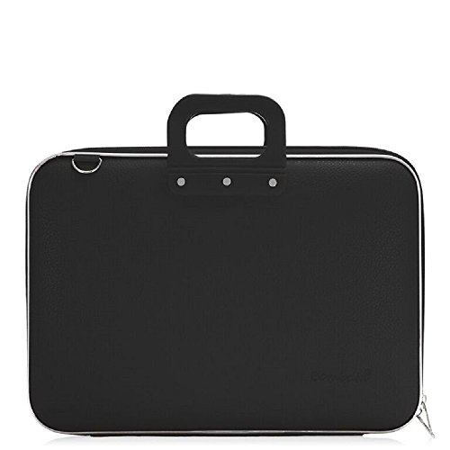 Bombata Maxi Laptoptas 17 inch Black