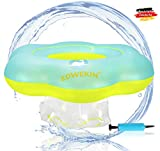 EDWEKIN Baby Schwimmring, Mitwachsende Schwimmhilfe, Schwimmsitz, Kleinkinder ab 9 Monate bis 3 Jahre (M)